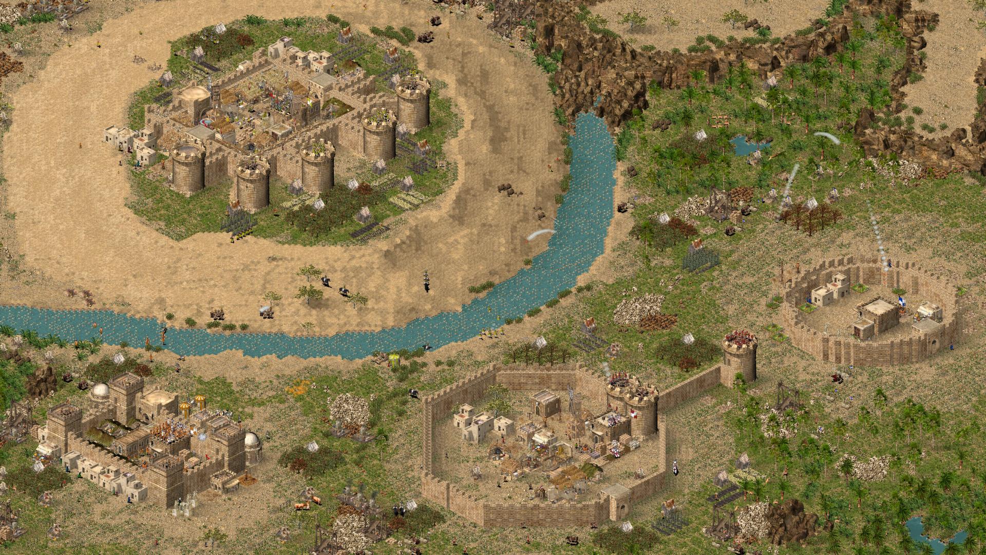 Stronghold Crusader HD screenshot 1