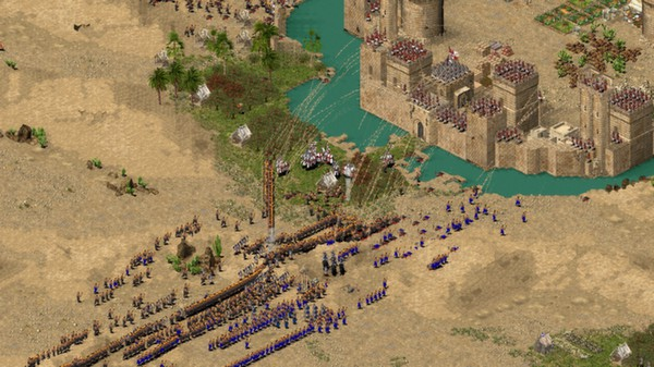 Stronghold Crusader HD