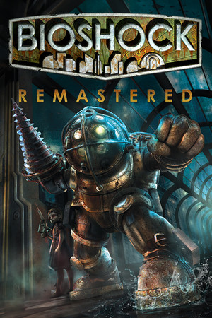 BioShock Remastered poster image on Steam Backlog