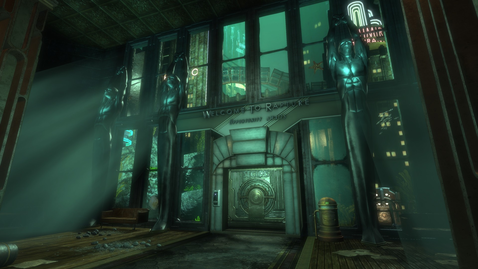 De vuelta a Rapture y a Columbia con Bioshock: The Collection