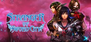 Stranger of Sword City cover art
