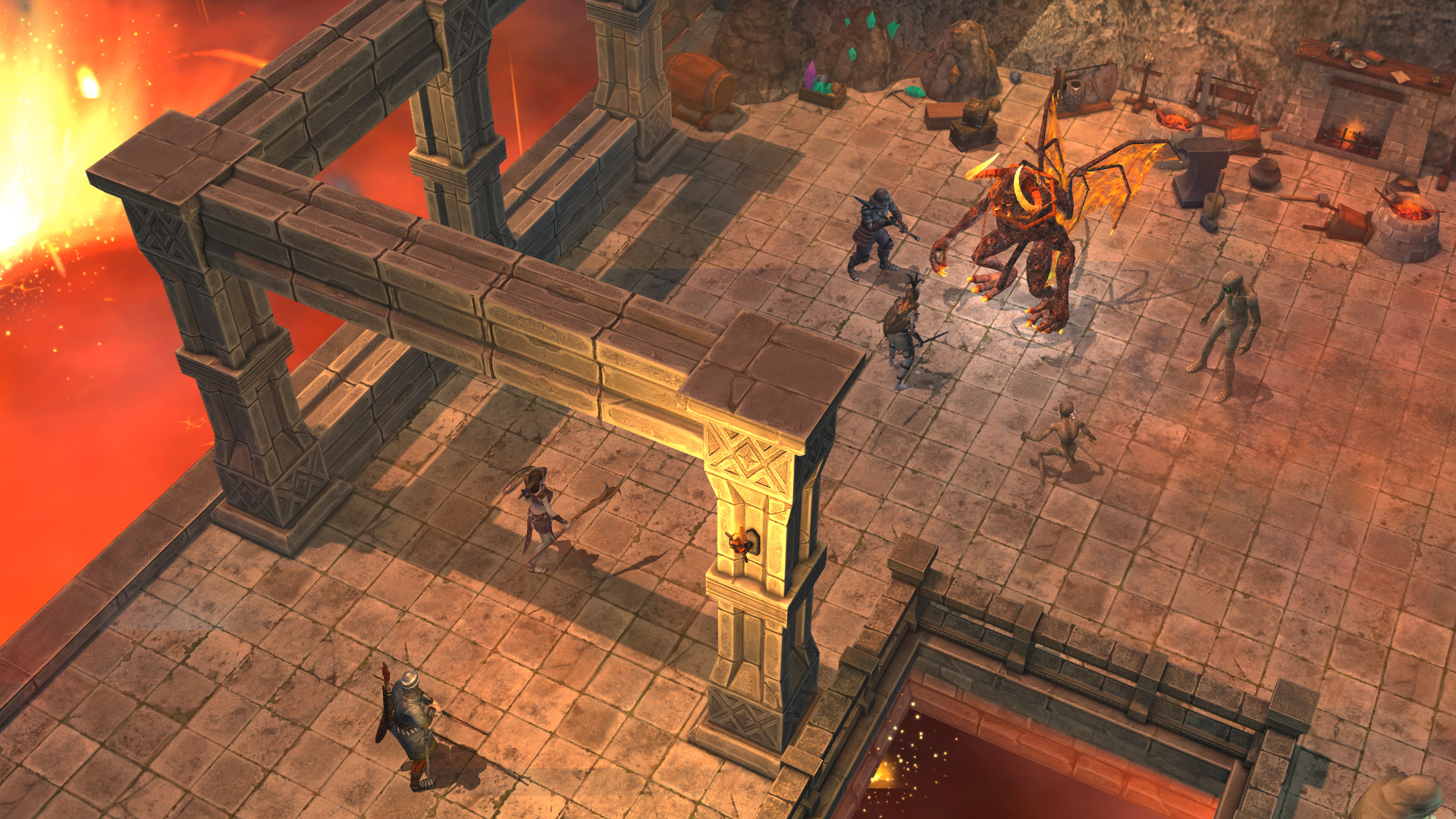 The Storm Guard: Darkness Screenshot 3