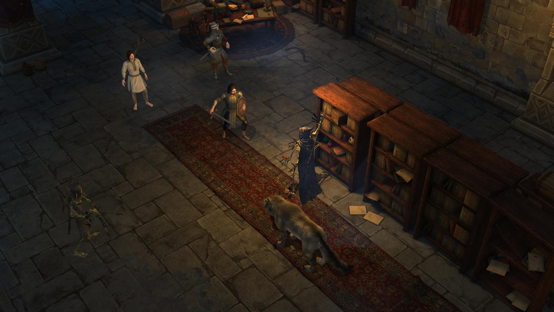 The Storm Guard: Darkness Screenshot 1