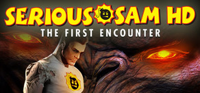 Serious Sam HD: The First Encounter cover art