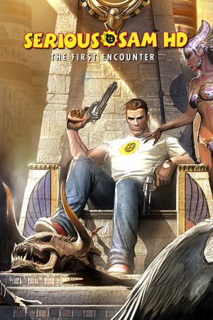 Serious Sam HD: The First Encounter poster image on Steam Backlog