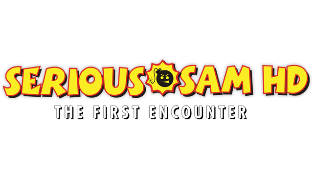 Serious Sam HD: The First Encounter logo