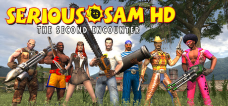 Game Banner Serious Sam HD: The Second Encounter