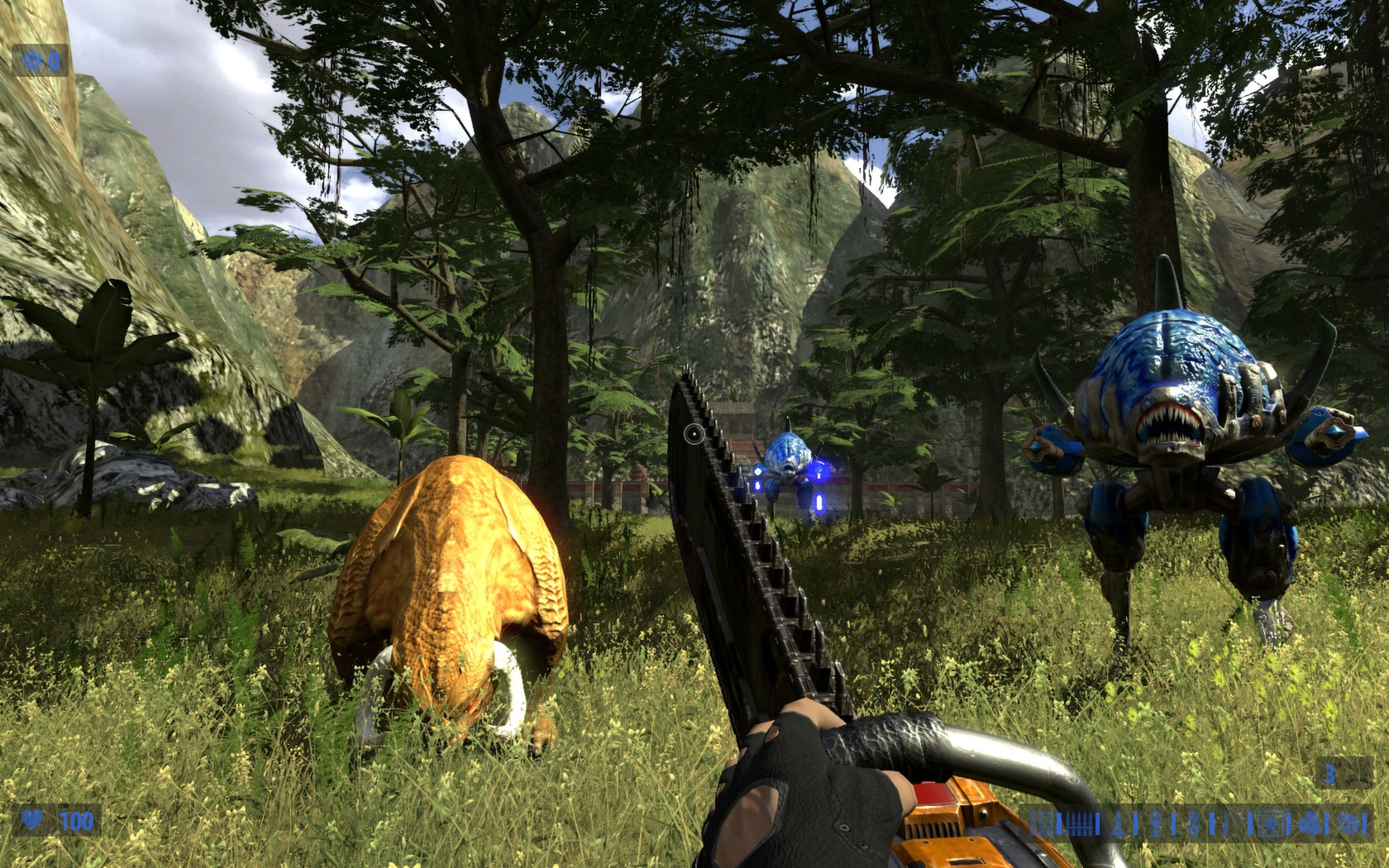 Download Serious Sam HD: The Second Encounter Full PC Game