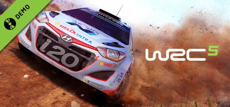 WRC 5 Demo on Steam