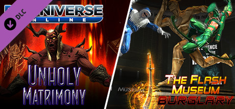 DC Universe Online™ - Episode 17: The Flash Museum Burglary / Unholy Matrimony on Steam