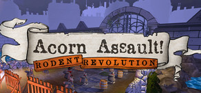Acorn Assault: Rodent Revolution cover art