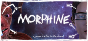 Morphine cover art