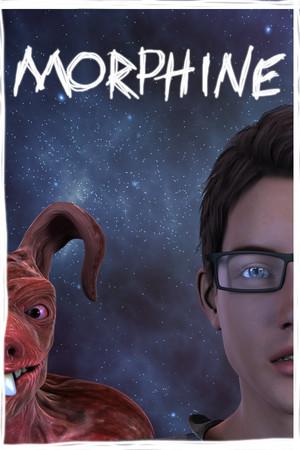Morphine poster image on Steam Backlog