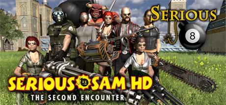 Купить Serious Sam HD: The Second Encounter - Serious 8 DLC