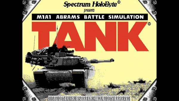 Tank: M1A1 Abrams Battle Simulation