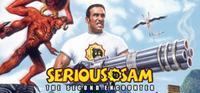 Serious Sam Classic: The Second Encounter cover art