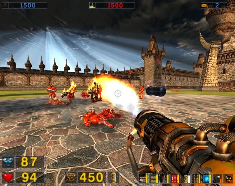 Serious Sam: The Second Encounter screenshot 2