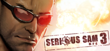 Game Banner Serious Sam 3: BFE