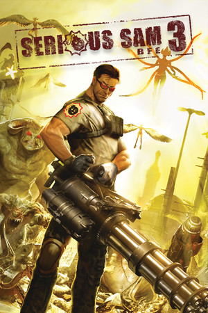 Serious Sam 3: BFE poster image on Steam Backlog
