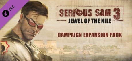 Купить Serious Sam 3: Jewel of the Nile (DLC)