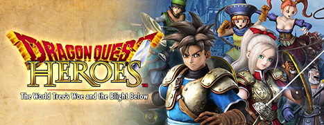 News - Pre-Purchase Now on Steam - Dragon Quest Heroes, 10% Off