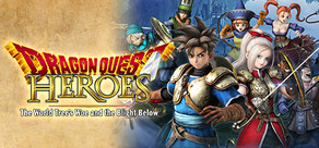 Dragon Quest Heroes cover art
