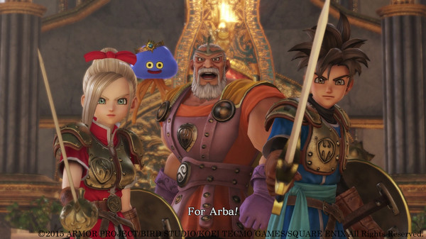 DRAGON QUEST HEROES™ Slime Edition