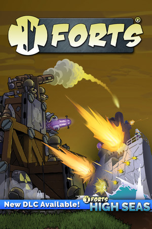 Forts poster image on Steam Backlog