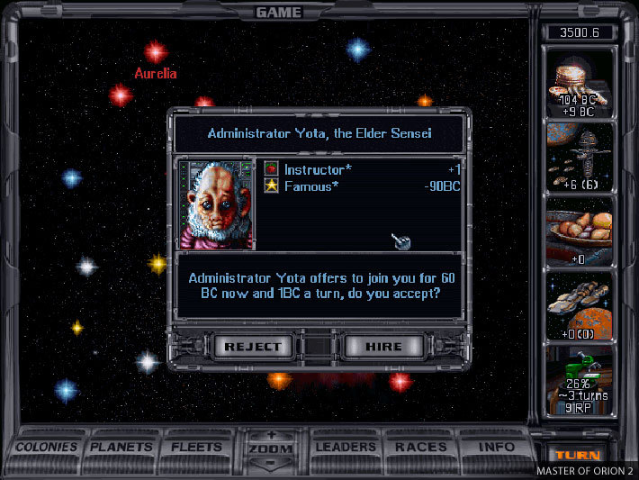 Master Of Orion 1+2 screenshot 2