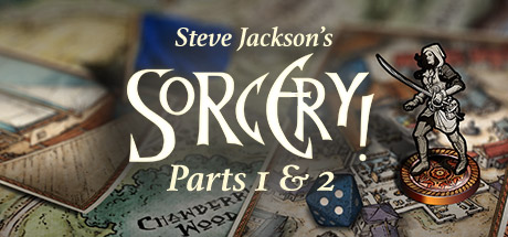 Sorcery! Parts 1 & 2 on Steam