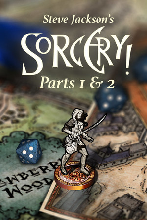 Sorcery! Parts 1 and 2 poster image on Steam Backlog