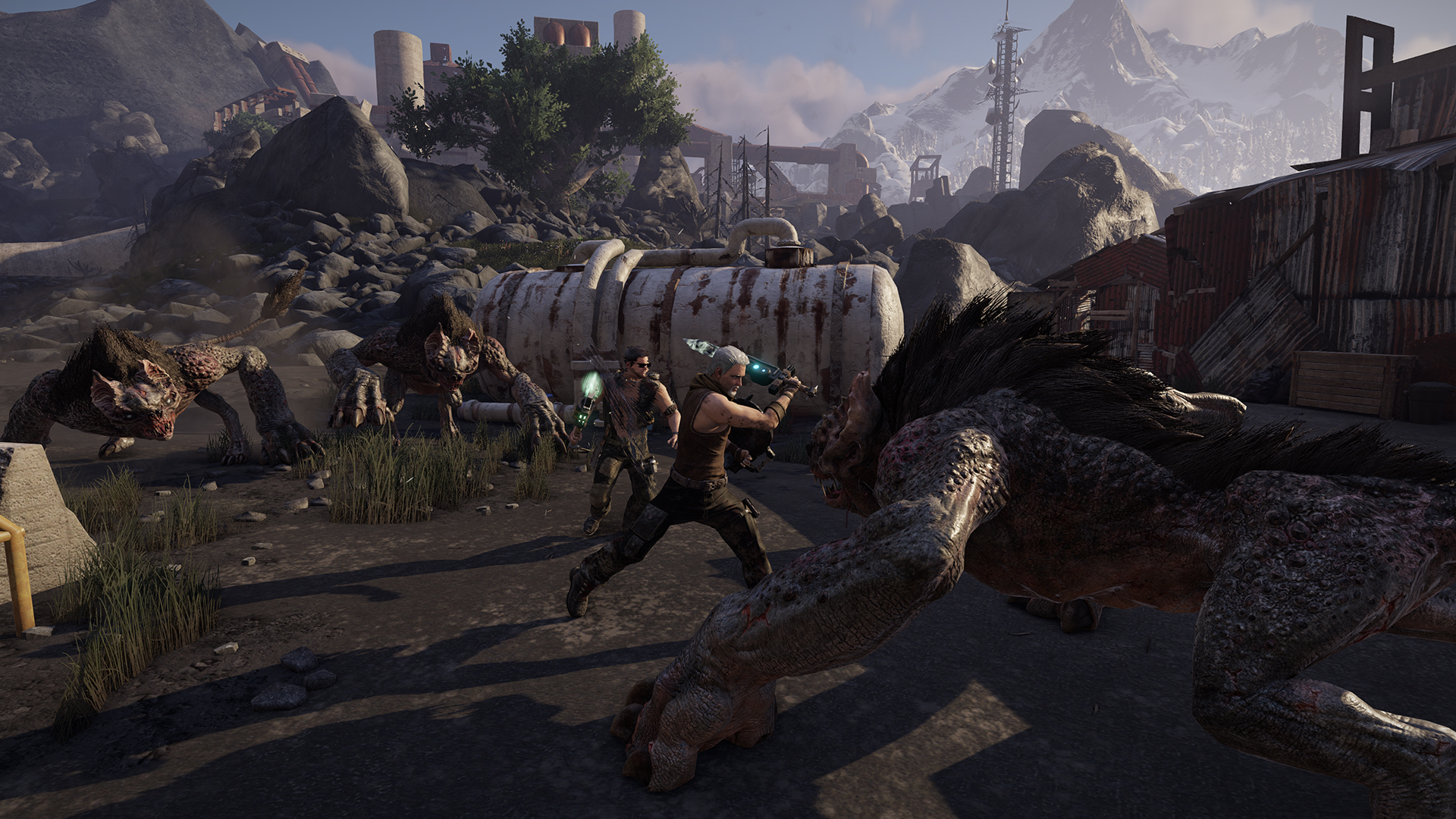 ELEX Screenshot 2