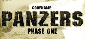 Codename: Panzers, Phase One cover art