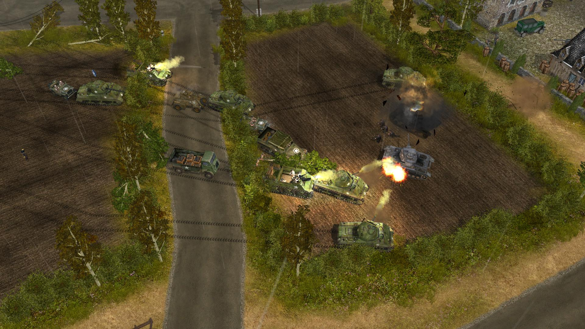 Codename: Panzers - Phase One Screenshot 2