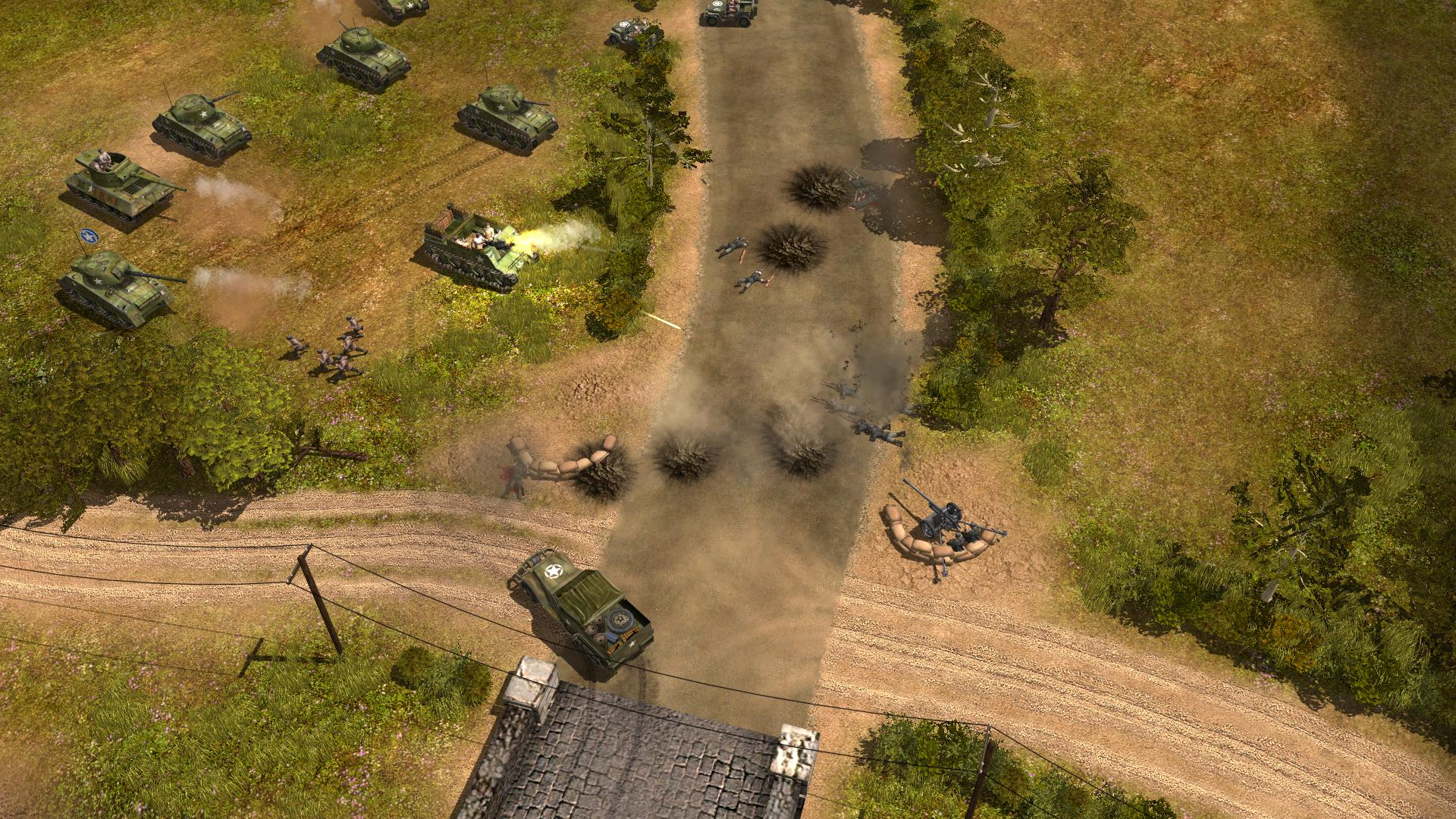 Codename: Panzers - Phase One Screenshot 3