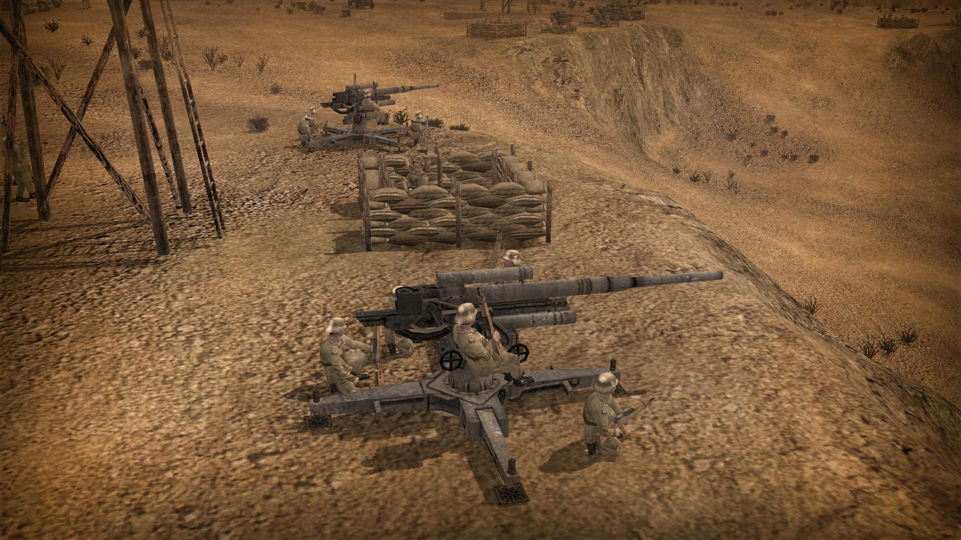 Codename Panzers: Phase Two Screenshot 1