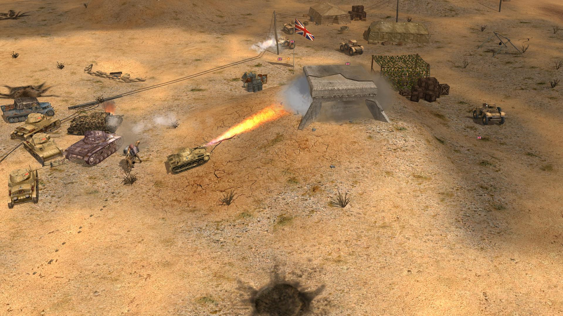 Codename Panzers: Phase Two screenshot 2
