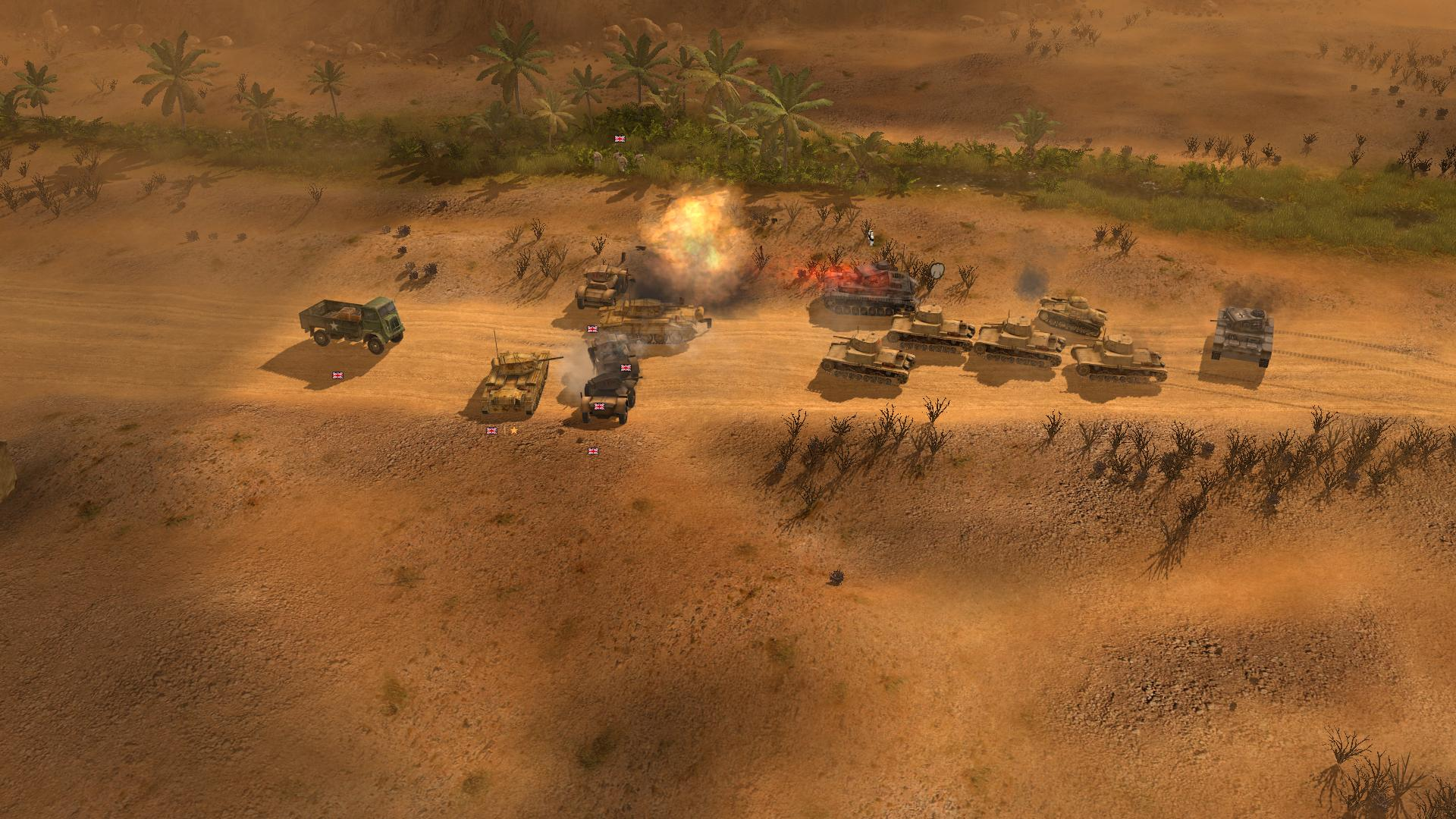Codename Panzers: Phase Two Screenshot 3