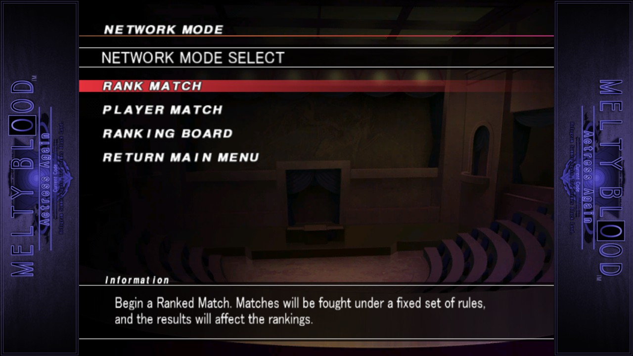 Melty Blood Actress Again Current Code System Requirements - Can I