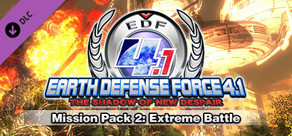 Mission Pack 2: Extreme Battle cover art