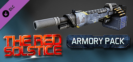 The Red Solstice Armory DLC on Steam