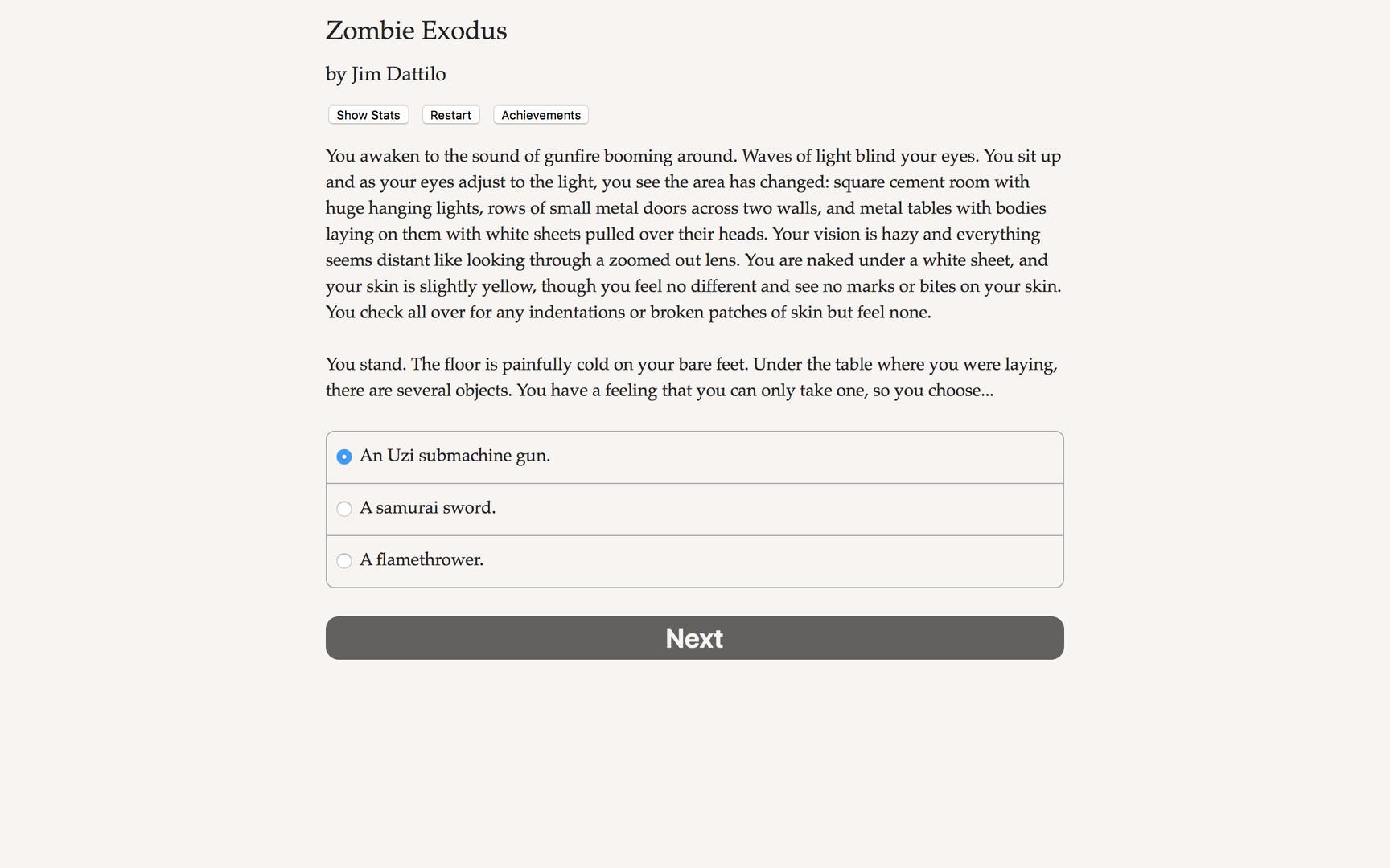 zombie exodus on steam