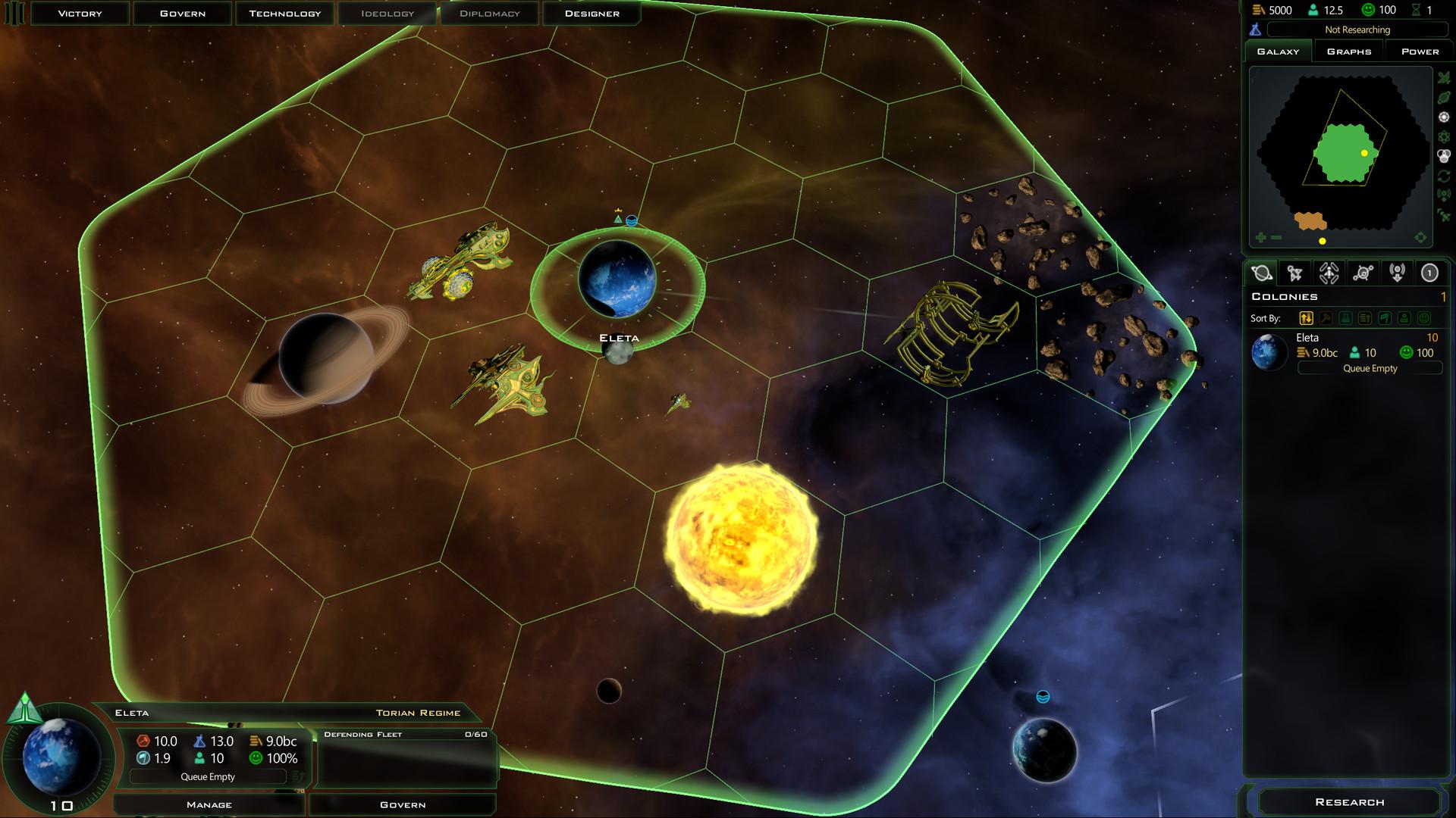 Galactic Civilizations III - Mercenaries image 2