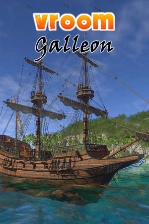 VROOM: Galleon poster image on Steam Backlog