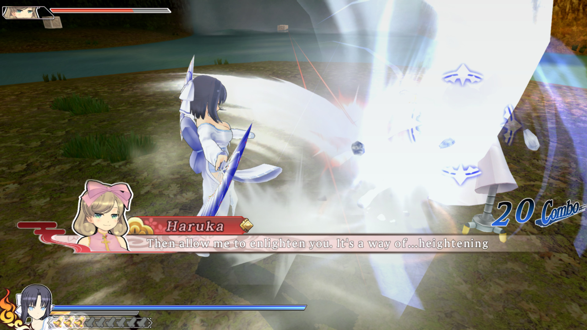 Senran Kagura: Shinovi Versus Screenshot 3