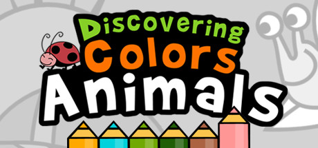 Discovering Colors - Animals cover art