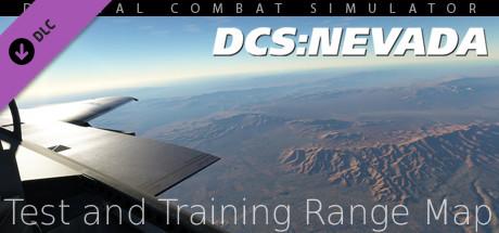 NEVADA Test and Training Range Map | DLC