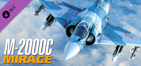 DCS: M-2000C on Steam