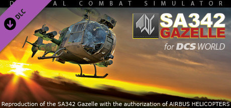 DCS: SA342M Gazelle on Steam