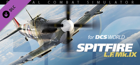 Spitfire LF Mk IX | DLC